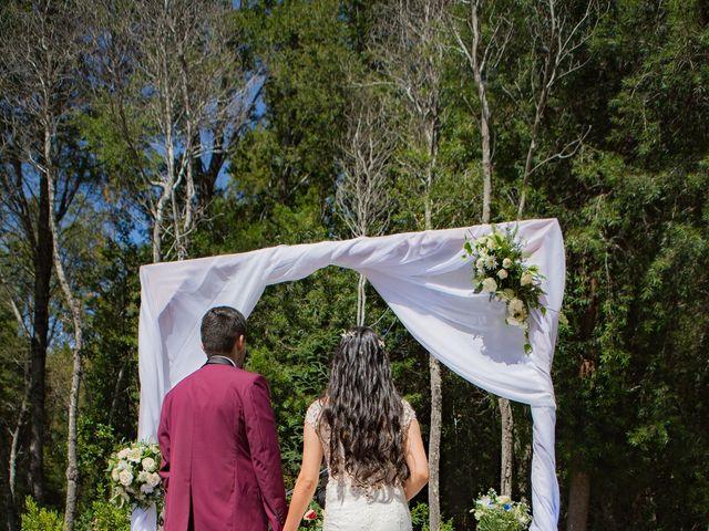El matrimonio de Fernanda y Alexis en San Fabián, Ñuble 37