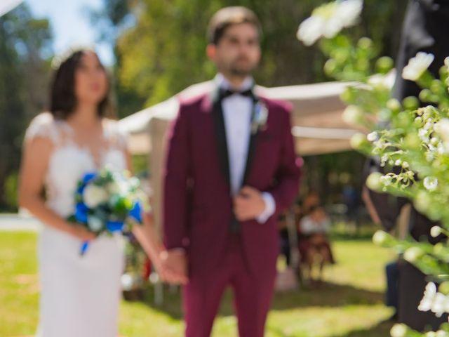 El matrimonio de Fernanda y Alexis en San Fabián, Ñuble 40