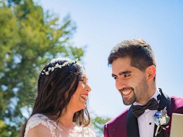 El matrimonio de Fernanda y Alexis en San Fabián, Ñuble 43