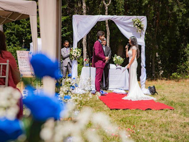 El matrimonio de Fernanda y Alexis en San Fabián, Ñuble 44