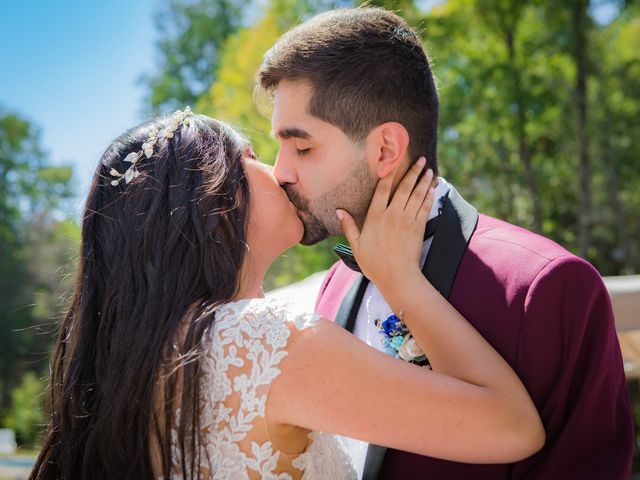 El matrimonio de Fernanda y Alexis en San Fabián, Ñuble 49