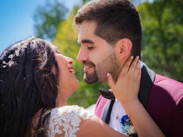 El matrimonio de Fernanda y Alexis en San Fabián, Ñuble 50