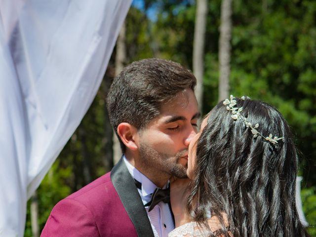 El matrimonio de Fernanda y Alexis en San Fabián, Ñuble 52