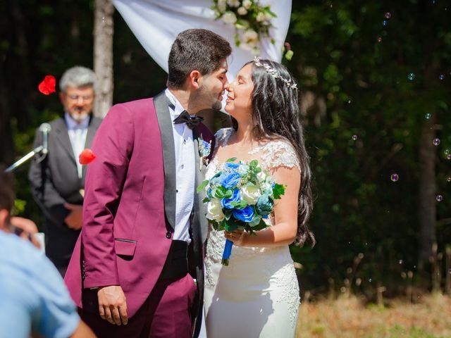 El matrimonio de Fernanda y Alexis en San Fabián, Ñuble 53