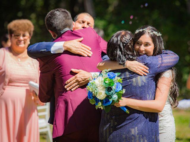 El matrimonio de Fernanda y Alexis en San Fabián, Ñuble 54