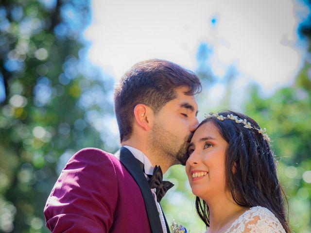 El matrimonio de Fernanda y Alexis en San Fabián, Ñuble 57