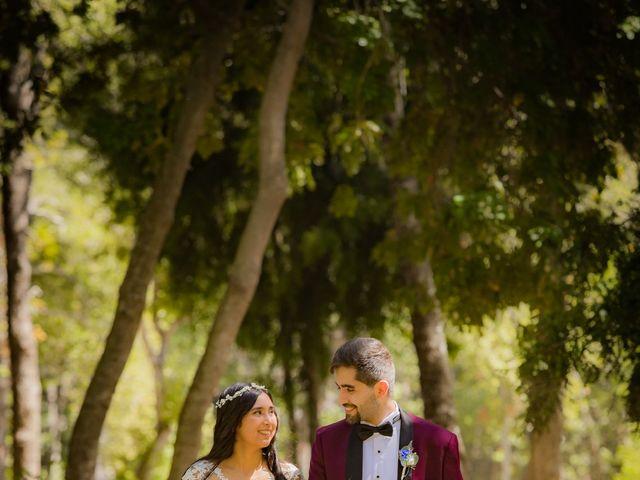 El matrimonio de Fernanda y Alexis en San Fabián, Ñuble 58