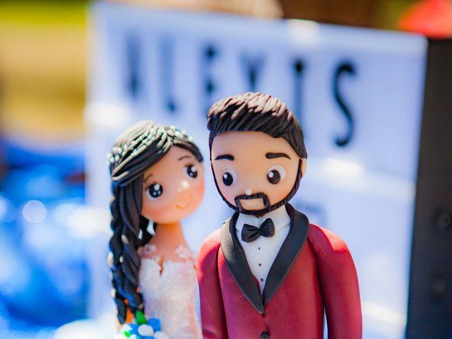 El matrimonio de Fernanda y Alexis en San Fabián, Ñuble 62