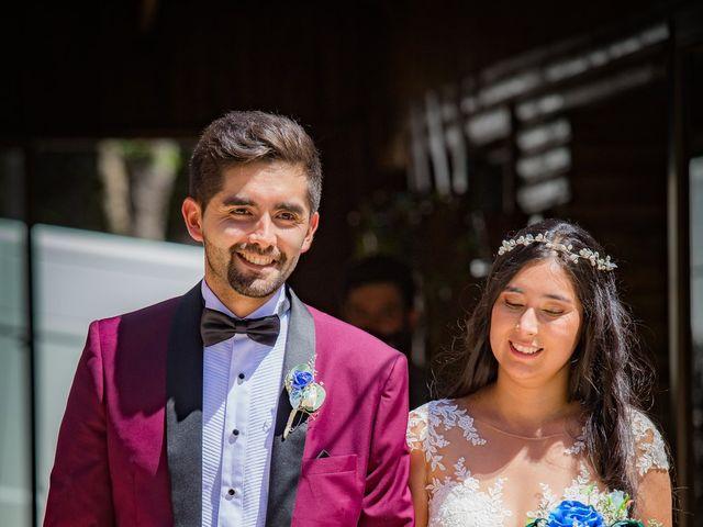 El matrimonio de Fernanda y Alexis en San Fabián, Ñuble 66