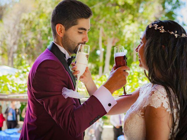 El matrimonio de Fernanda y Alexis en San Fabián, Ñuble 68