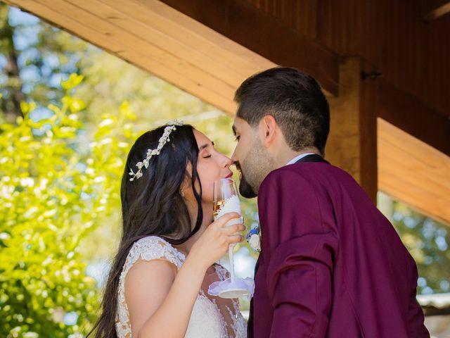El matrimonio de Fernanda y Alexis en San Fabián, Ñuble 69