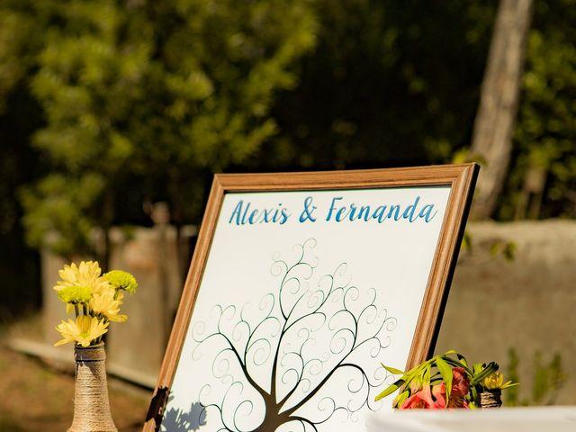 El matrimonio de Fernanda y Alexis en San Fabián, Ñuble 73