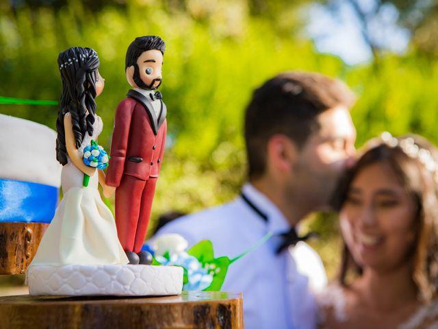 El matrimonio de Fernanda y Alexis en San Fabián, Ñuble 78
