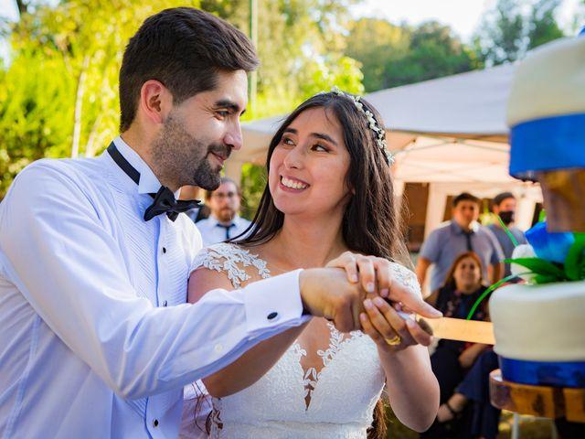 El matrimonio de Fernanda y Alexis en San Fabián, Ñuble 79