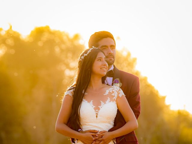 El matrimonio de Fernanda y Alexis en San Fabián, Ñuble 81