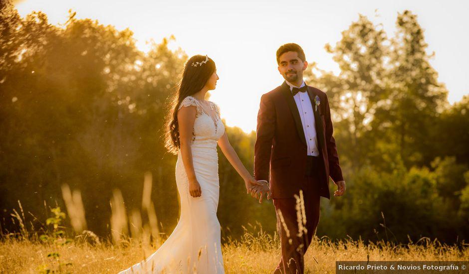 El matrimonio de Fernanda y Alexis en San Fabián, Ñuble