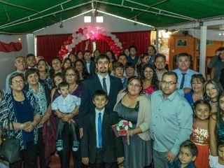 El matrimonio de Támara  y Rodrigo 1