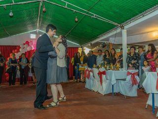 El matrimonio de Támara  y Rodrigo 3