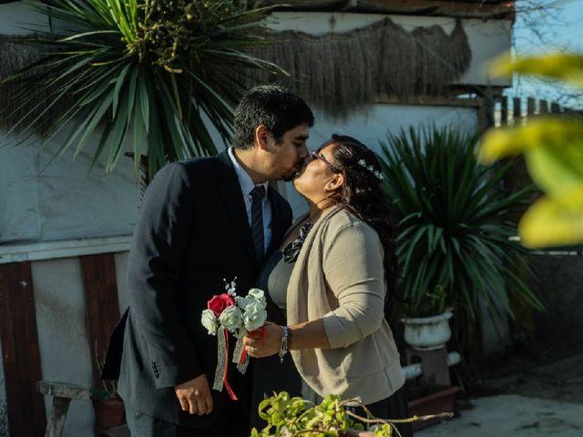 El matrimonio de Támara  y Rodrigo