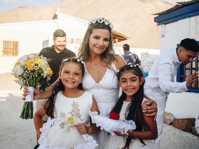 El matrimonio de Jubitza y Luis en Antofagasta, Antofagasta 7