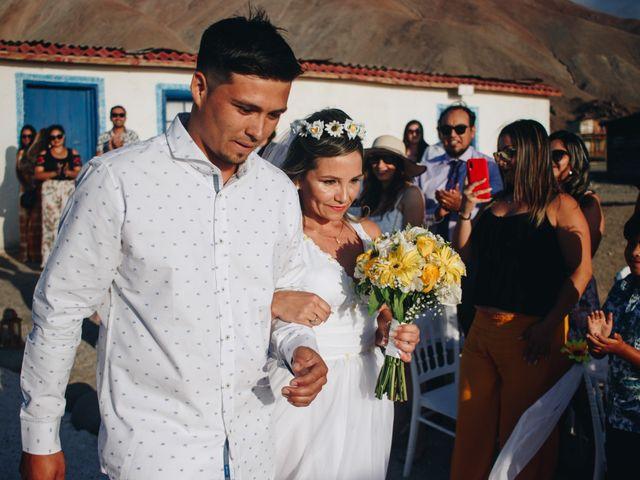 El matrimonio de Jubitza y Luis en Antofagasta, Antofagasta 12