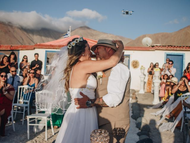 El matrimonio de Jubitza y Luis en Antofagasta, Antofagasta 20