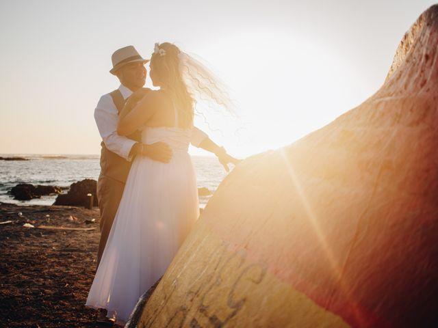 El matrimonio de Luis y Jubitza