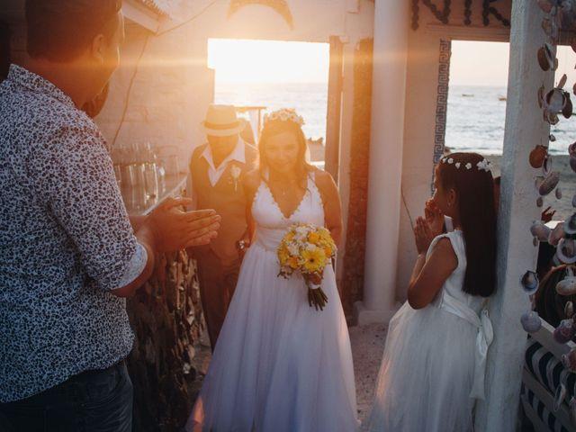 El matrimonio de Jubitza y Luis en Antofagasta, Antofagasta 32