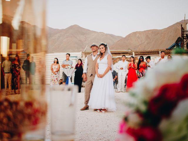 El matrimonio de Jubitza y Luis en Antofagasta, Antofagasta 38
