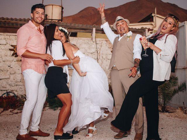 El matrimonio de Jubitza y Luis en Antofagasta, Antofagasta 42