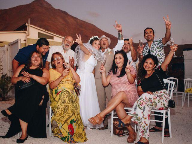 El matrimonio de Jubitza y Luis en Antofagasta, Antofagasta 43