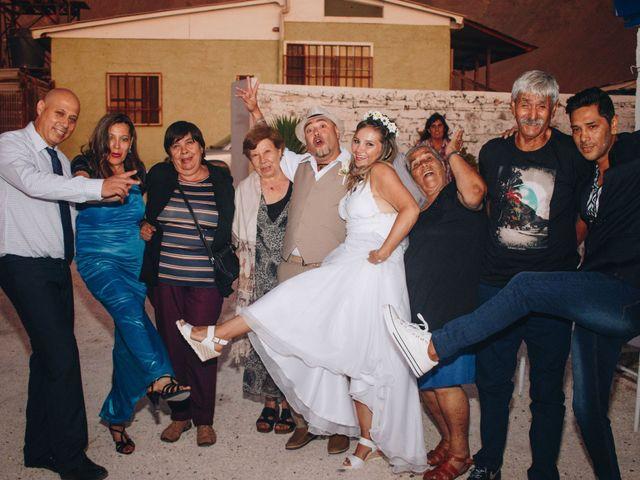 El matrimonio de Jubitza y Luis en Antofagasta, Antofagasta 45
