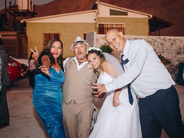 El matrimonio de Jubitza y Luis en Antofagasta, Antofagasta 46