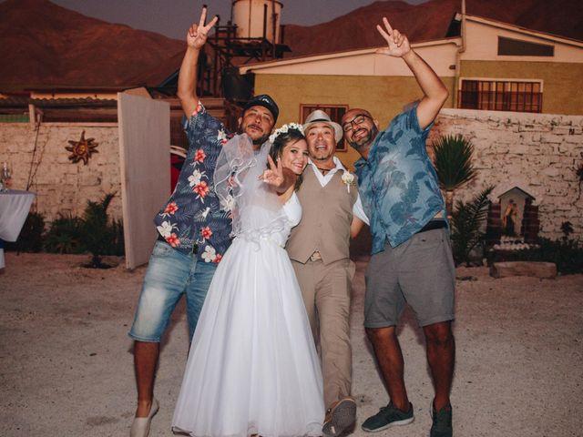 El matrimonio de Jubitza y Luis en Antofagasta, Antofagasta 47
