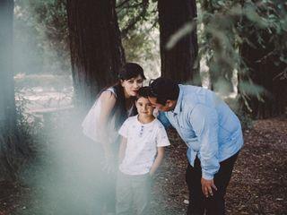 El matrimonio de Ximena y Patricio 1