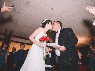 El matrimonio de Ximena y Patricio