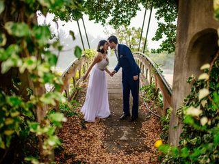El matrimonio de Gisella y Francisco 1