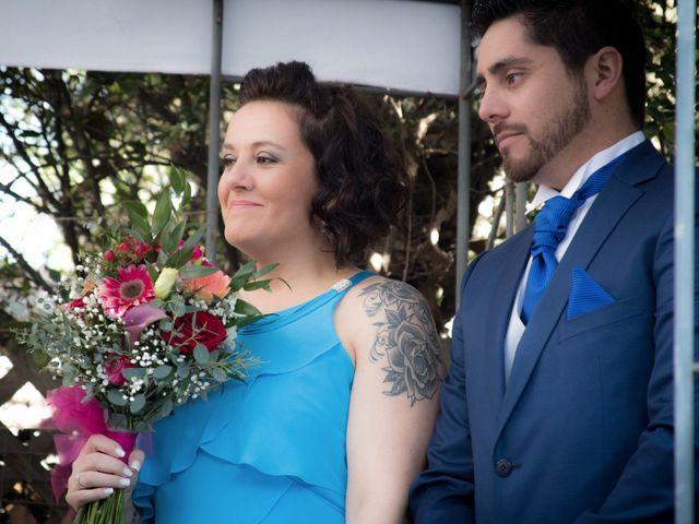El matrimonio de Paola y José
