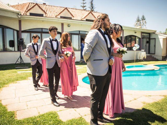 El matrimonio de Patricio y Paula en La Florida, Santiago 3