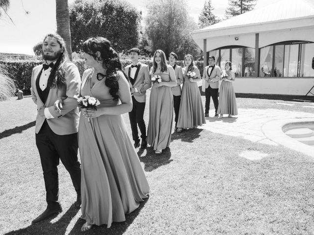 El matrimonio de Patricio y Paula en La Florida, Santiago 4