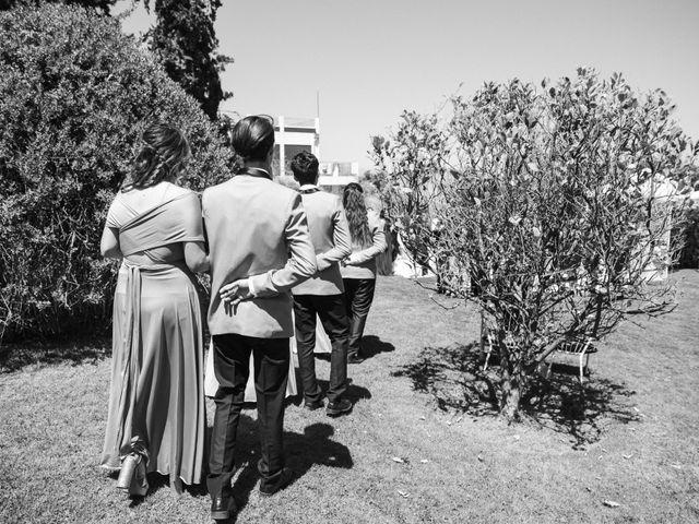 El matrimonio de Patricio y Paula en La Florida, Santiago 5