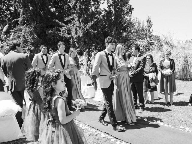 El matrimonio de Patricio y Paula en La Florida, Santiago 6