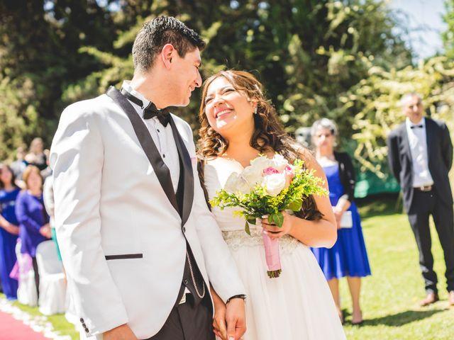El matrimonio de Patricio y Paula en La Florida, Santiago 7