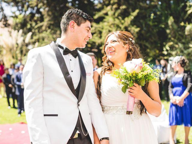 El matrimonio de Patricio y Paula en La Florida, Santiago 8