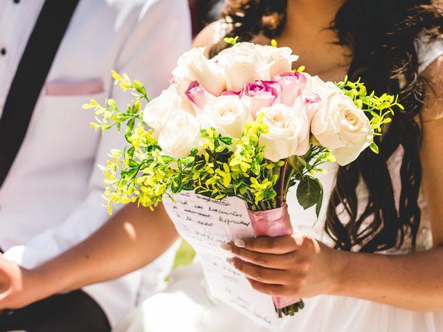 El matrimonio de Patricio y Paula en La Florida, Santiago 9