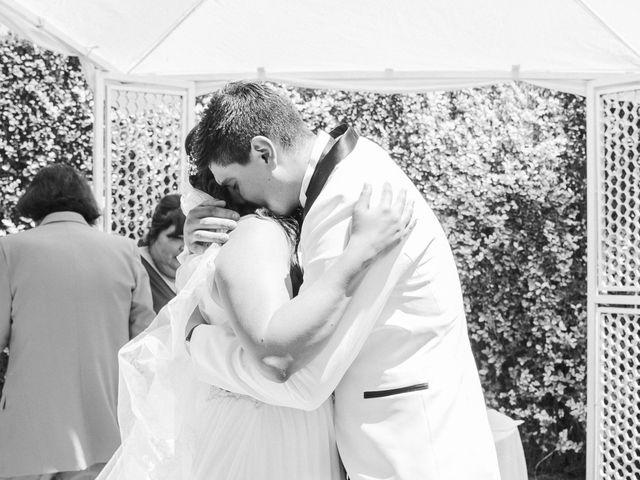 El matrimonio de Patricio y Paula en La Florida, Santiago 10