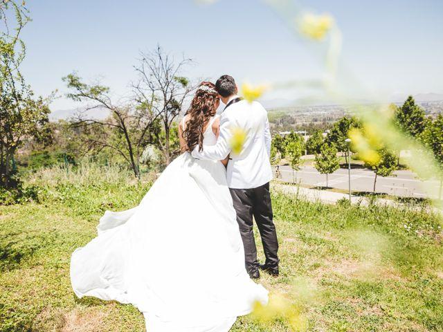 El matrimonio de Patricio y Paula en La Florida, Santiago 11