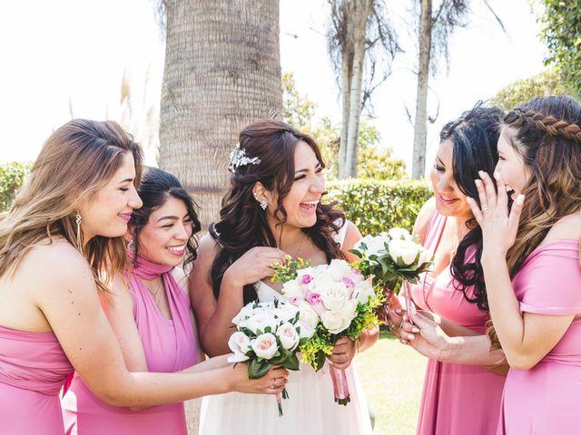 El matrimonio de Patricio y Paula en La Florida, Santiago 14