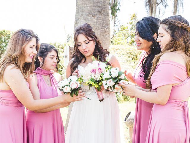 El matrimonio de Patricio y Paula en La Florida, Santiago 16