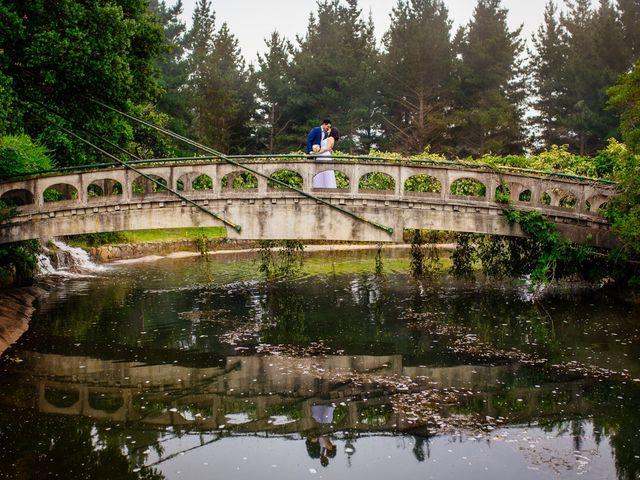 El matrimonio de Gisella y Francisco